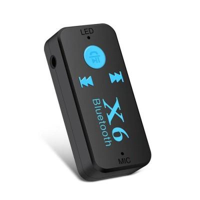 Адаптер для наушников X6 Bluetooth Music Receiver