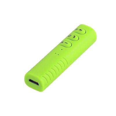 Адаптер для наушников BT-Receiver 801 Bluetooth Audio Receiver зеленый