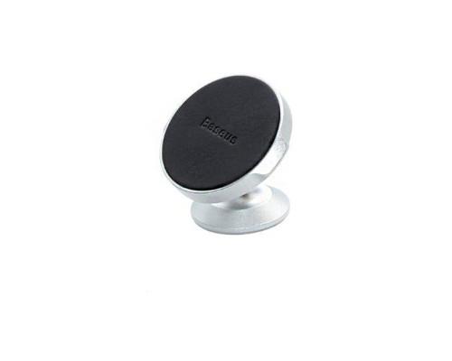 Магнитный держатель Baseus Small Ears Series Magnetic Bracket SUER-B0S серебристый