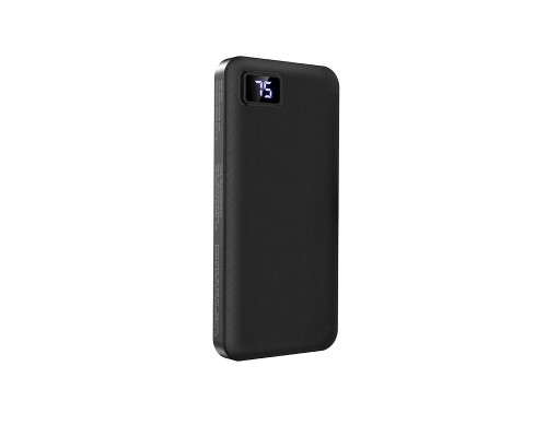 Аккумулятор Borofone BT22 Intelligent, 10000 мАч, черный
