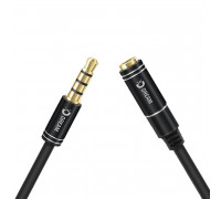 Удлинитель Dream JD457 AUX mini jack 3.5 mm (M) - mini jack 3.5 mm (F) 1 м
