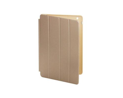 Чехол-книжка для iPad 2, золотой