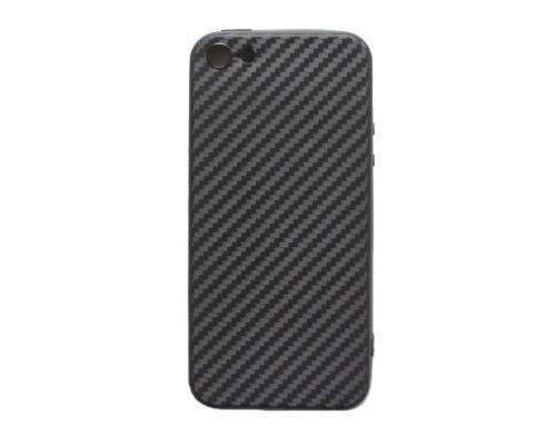 Чехол для iPhone 5 карбон