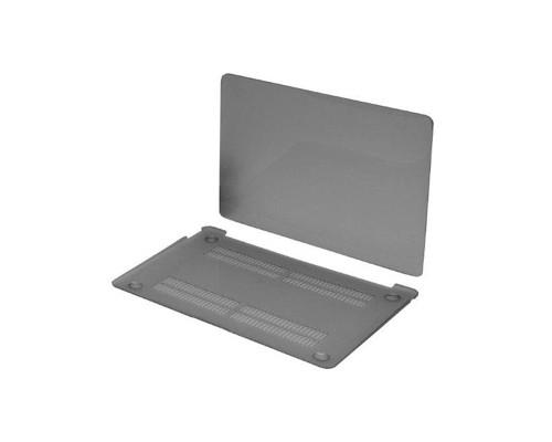 """Чехол для Macbook Air 13.3"""" (2018) матовый, черный"""