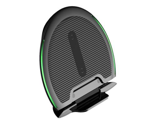 Беспроводная сетевая зарядка Baseus Foldable Multifunction Wireless Charger WXZD-01 черное