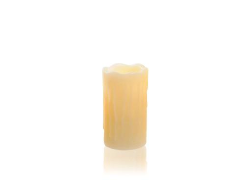 Светодиодная свеча NG-125 на батарейках, 7 см