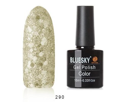 BlueskyГель-лакцвета №290