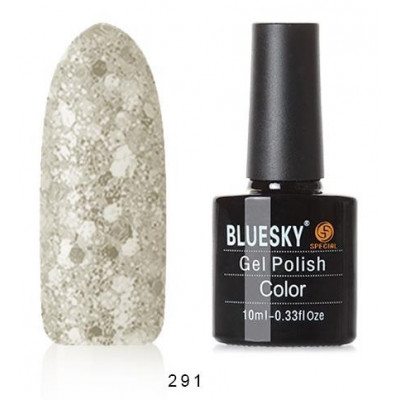 BlueskyГель-лакцвета №291