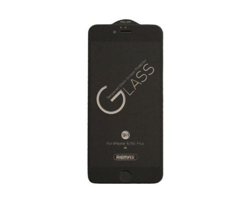 Защитное стекло Remax Medicine GL-27 для iPhone 6S Plus 3D черное