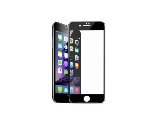 Защитное стекло OG для iPhone 8 черный