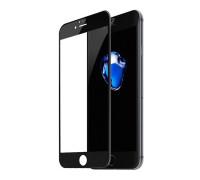 Защитное стекло OG для iPhone 8 Plus черный