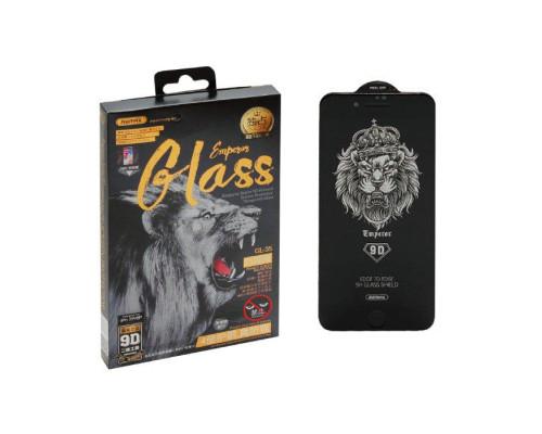 Защитное стекло Remax GL-35 для iPhone 7 Plus 9D черное антишпион