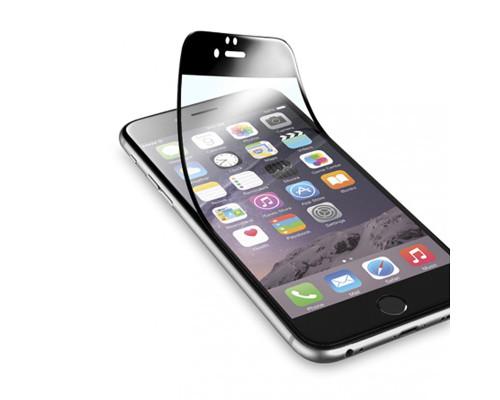 Защитная пленка glass fiber для iPhone 6S черная