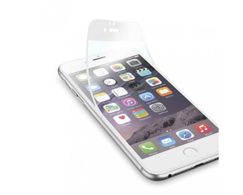 Защитная пленка glass fiber для iPhone 6S белая