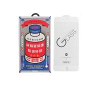 Защитное стекло Remax Medicine GL-27 для iPhone 6 Plus 3D белое