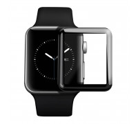 Защитная пленка ANMAC для Apple Watch 42mm, черный