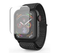 Защитное стекло для Apple Watch 38 mm UV Glue
