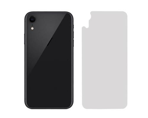 Защитная пленка для iPhone XR на заднюю часть