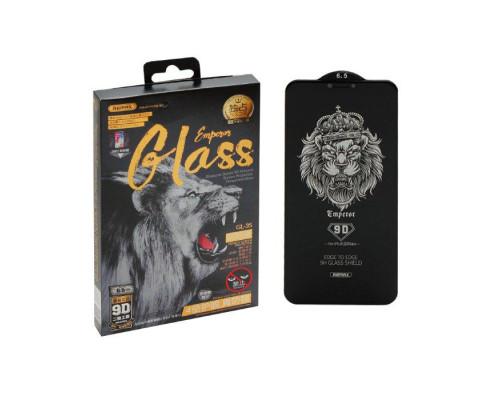 Защитное стекло Remax Private Emperor Series GL-35 для iPhone XS Max 9D антишпион