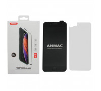 Защитное стекло ANMAC для iPhone 6, Full Cover, дисплей и задняя часть