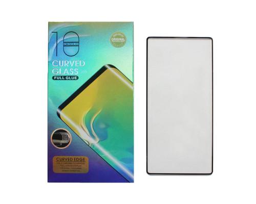 Защитное стекло для QK Solid 3D Full Glue Samsung Note 10 толщиной 0.26 мм