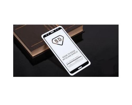 Защитное стекло Huawei Mate 10 lite 5D Черное