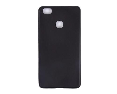 Чехол матовый на Xiaomi Mi 4S Черный