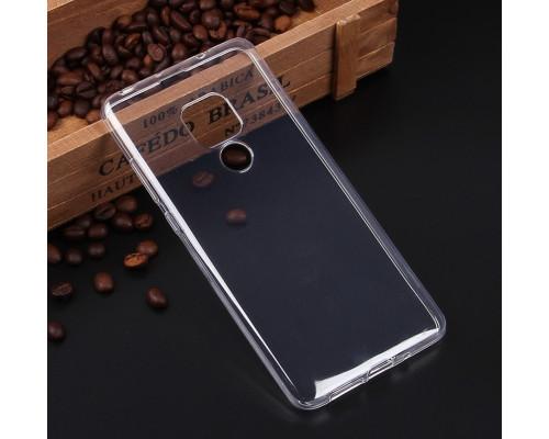 Чехол силиконовый на Huawei Mate 20