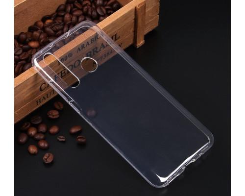 Чехол силиконовый на Huawei Nova 4