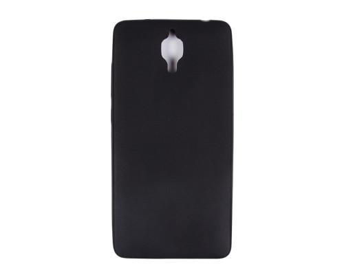 Чехол матовый на Xiaomi Mi 4 Черный