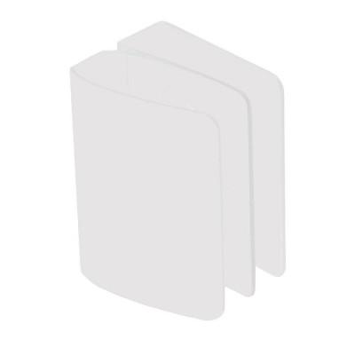Чехол для IQOS 2.4 Plus с зажимом прозрачный