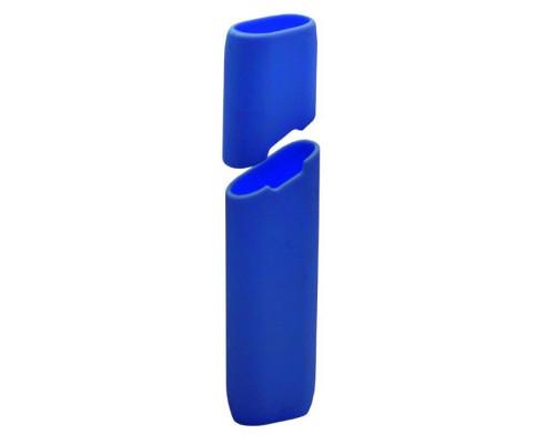 Чехол для IQOS 3.0 Multi силиконовый синий