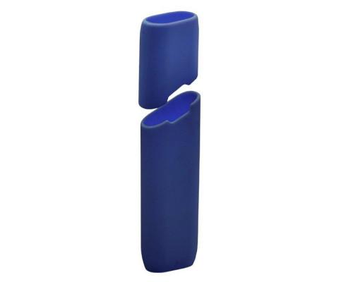 Чехол для IQOS 3.0 Multi силиконовый темно-синий
