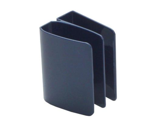 Чехол для IQOS 2.4 Plus с зажимом синий