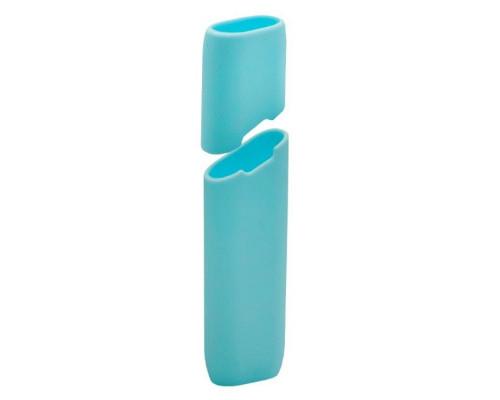 Чехол для IQOS 3.0 Multi силиконовый голубой