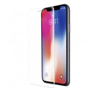 Защитное 5D стекло iPhone X прозрачное