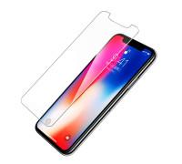 Защитное стекло для iPhone 11 (вид - 2.5D, комплектация эконом)