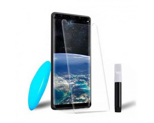 Защитное стекло для Samsung Galaxy Note 10 5D UV Glass полная проклейка
