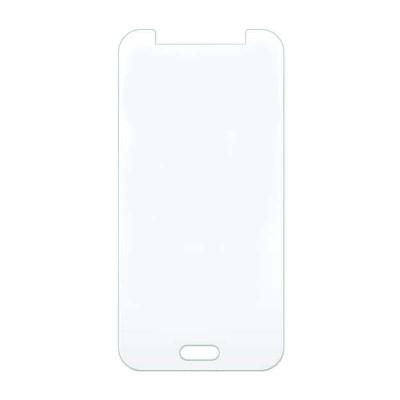 Защитное стекло для Samsung Galaxy S4 (вид - 2.5D, комплектация эконом)