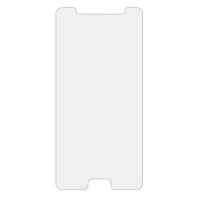 Защитное стекло для Samsung Galaxy A7 2016 (вид - 2.5D, комплектация эконом)
