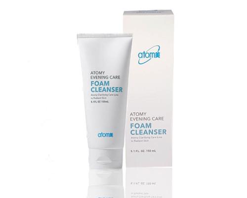 Очищающая пенка для всех типов кожи Atomy Foam Cleanser