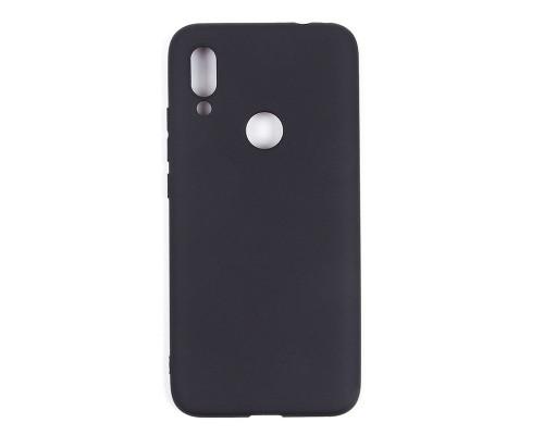Чехол-накладка TPU для Xiaomi Redmi 7 черный матовый