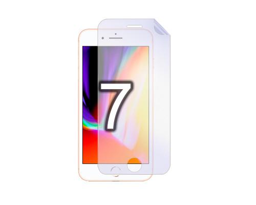 Защитная гидрогелевая пленка для iPhone 7