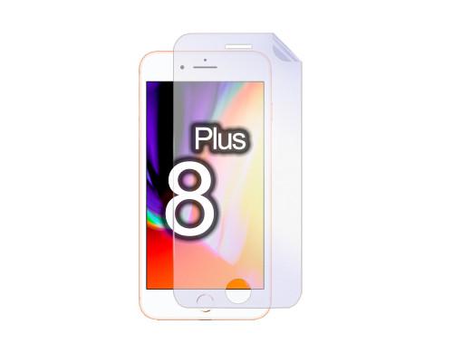 Защитная гидрогелевая пленка для iPhone 8 Plus