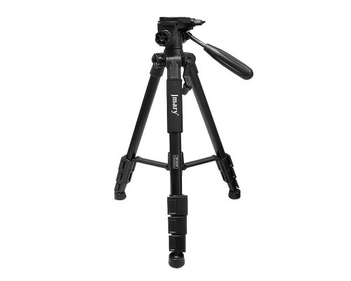 Штатив Jmary KP-2234 для фото / видеокамер, черный