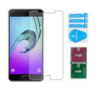 Защитное стекло для Samsung Galaxy S7 (вид — 2.5D, в комплекте салфетка и стикер)