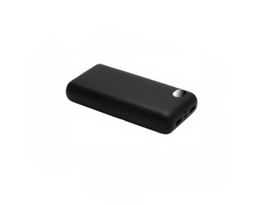 Внешний аккумулятор P163 20000 мАч (разъемы USB, Type-C), черный