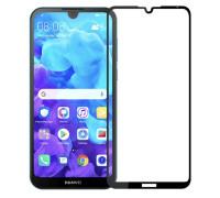 Защитное стекло для Huawei Y5 2019 5D черное