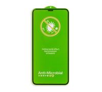 Защитное стекло для iPhone XS Max с антибактериальным покрытием