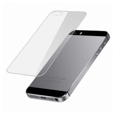 Защитное стекло для iPhone 5S на заднюю часть
